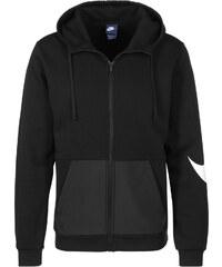Nike Hooded Zipper black/white