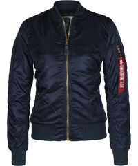 Alpha Industries Ma-1 Vf Pm W Bomberjacke rep blue