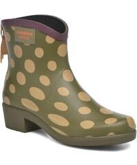 Aigle - Miss Juliette Bottillon BS - Stiefeletten & Boots für Damen / grün