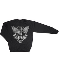 We are still bold & beautiful Sweatshirt Chat - Noir