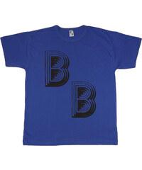 We are still bold & beautiful BB Logo T-Shirt - Bleu