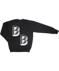 We are still bold & beautiful BB Logo Sweatshirt - Noir