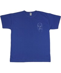 We are still bold & beautiful Nose T-Shirt - Bleu