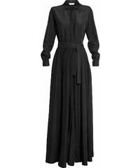 UNDRESS Robe Longue Noire - Apodyopsis