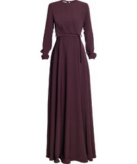 UNDRESS Robe Violette Longue - Elan