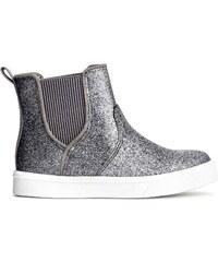 H&M Zateplené kotníkové boty