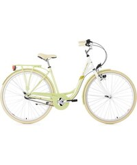 KS CYCLING Damen-Cityrad 28 Zoll 3 Gang Shimano Nexus Nabenschaltung Belluno RH 48