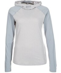 UNDER ARMOUR Under Armour HeatGear Streaker Laufkapuzenpullover Damen grau LG (Large),MD (Medium),SM (Small),XL (X-Large),XS (X-Small)