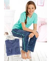 Buffalo Pyjama-Set (3-tlg.) grün 122/128,134/140,146/152,158/164,170/176