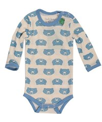 Fred's World by Green Cotton Baby-Jungen Wool Polar Bear Body