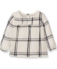 TOM TAILOR Kids Baby-Mädchen Bluse Checked Blouse with Pleats