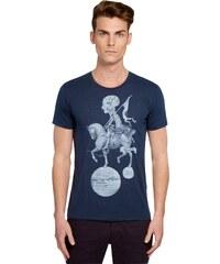 Misericordia Querido Nomad - T-shirt - bleu