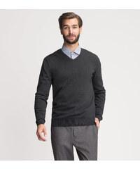 C&A Hemd mit Pullover Regular Fit in Grau