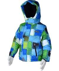 Bugga Chlapecká lyžařská bunda - barevná