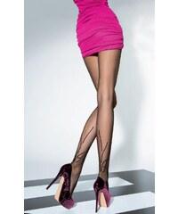 Punčochové kalhoty Fiore Andressa G5662 20den černá, 4-L