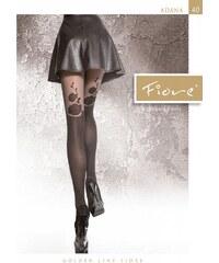 Punčochové kalhoty Fiore Adana G 5720 40 den černá, 2-S