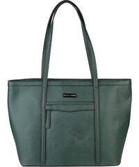 Tmavě zelená kabelka Chloe Pierre Cardin