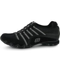 Sportovní tenisky Skechers Bikers Serve dám. černá/šedivá