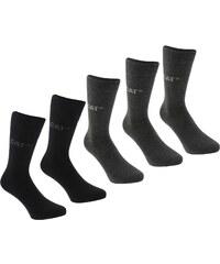 Ponožky Caterpillar 5 Pack Business dám. multi
