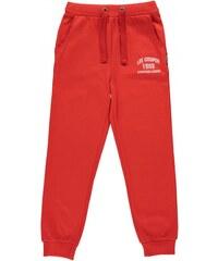 Lee Cooper Sweatpants Junior Boys, vintage red