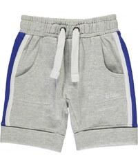 Lee Cooper Fleece Shorts Infant Boys, grey marl