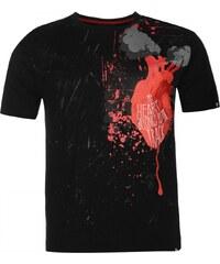 No Fear Moto Graphic T Shirt Mens, heart belongs