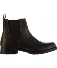 Jack and Jones Simon Chelsea Boots, brown stone