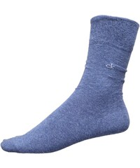 Calvin Klein Jeans Chaussettes Pack X2 Ecp275 F47 Bleu
