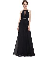 Ever Pretty Černé společenské šaty