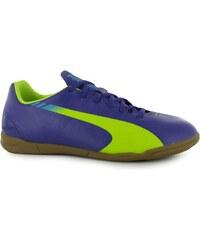 Sálovky Puma EvoSpeed 5.3 Training Football dět. fialová