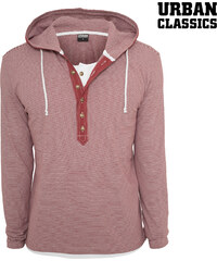 Urban Classics Jersey-Langarmshirt im 2-in-1-Look - XXL