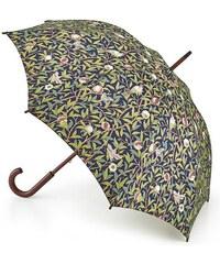 Fulton dámský holový deštník William Morris Kensington 2 Bird & Pomegranate L788