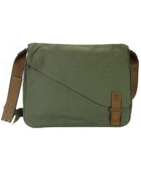 PURE WALLET A4 taška přes rameno z konopí a biobavlny