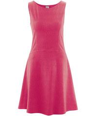 Hempage DAISY Dámské šaty z konopí a biobavlny - červená
