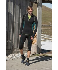 Pánské sportovní legíny z bio merino vlny a hedvábí Engel Sport