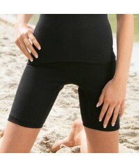 Engel Natur Dámské kalhotky s nohavičkami z merino vlny a hedvábí Engel