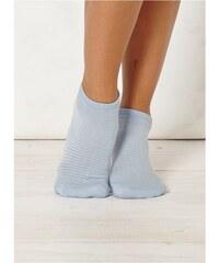 Dámské kotníčkové bambusové ponožky Braintree