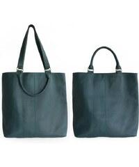Aura Que Auraque dámská luxusní kožená kabelka