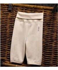Dětské kalhoty ze 100% biobavlny Button Style