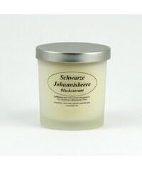 Kerzenfarm Přírodní vonná svíčka z řepkového vosku Černý rybíz
