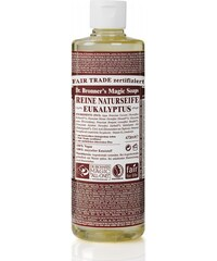 Dr. Bronner´s Bio tekuté universální mýdlo ALL-ONE!, Eukalyptus