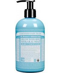 Dr. Bronner´s Bio tekuté mýdlo na tělo i vlasy Shikakai, Neutral-Mild