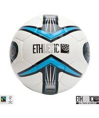 Fairtrade fotbalový míč - modrá Ethletic