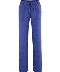 SUMMER dámské kalhoty ze 100% konopí - modrá, Hempage
