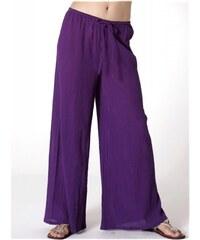Nomads Dámské letní kalhoty - fialové