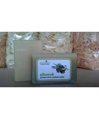 Naturinka Přírodní ručně vyrobené mýdlo karité olivové