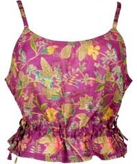 Patchouli Fair Sada: dámské pyžamo a trepky tmavě růžové