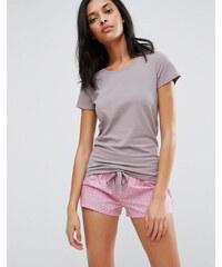 Calvin Klein - Pyjama présenté dans une pochette - Gris