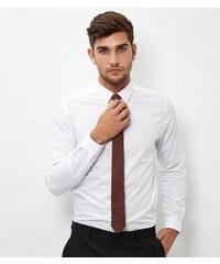 New Look Weinrote Krawatte
