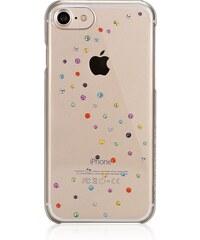 Zadní kryt Bling My Thing Milky Way Cotton Candy pro Apple iPhone 7 s krystaly Swarovski® IP7-MW-CL-CCD